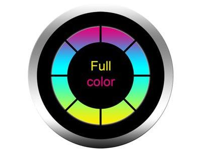 full colors gobos