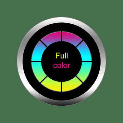 Gobo full colors