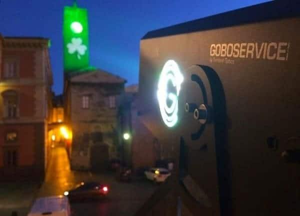 Global Greening a Orvieto per la Festa di San Patrizio