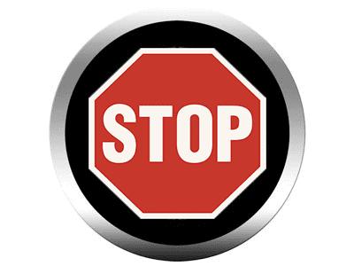 stop gobos