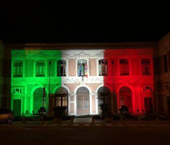 proiezione_del_tricolore_Messina