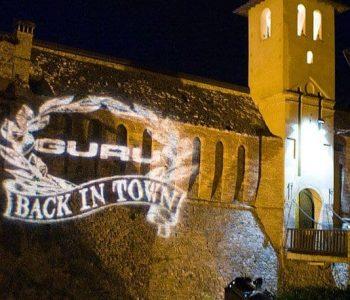 Evento Guru-back in town
